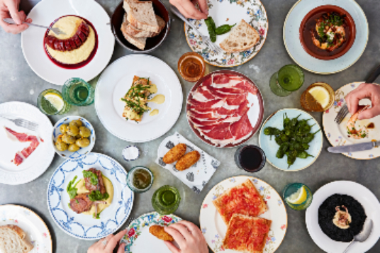 Tapas Brindisa are Open